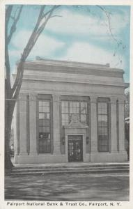 National Bank and Trust Company - Fairport NY, New York - WB