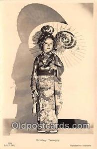 Shirley Temple Postcard # 2834 Shirley Temple