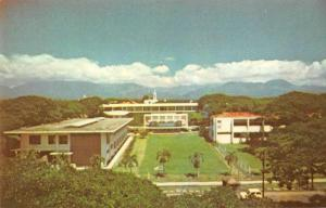 Daumaguete City Philippines Silliman University Scenic View Postcard JD933929
