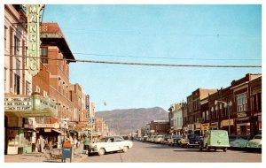 Kentucky Middlesboro Main street