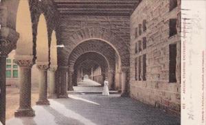 California San Francisco Arcade Stanford University California 1908