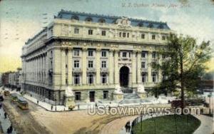 Custom House New York City NY 1910