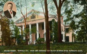 NY - Buffalo. Wilcox House