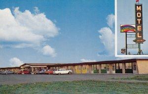 SWIFT CURRENT , Saskatchewan, 50-60s; Rainbow Motel