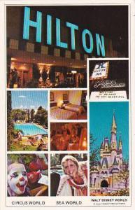 Florida Orlando Hilton Inn