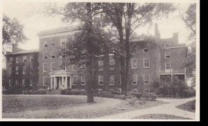 Indiana Richmond Earlham Hall Earlham College Albertype