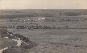 RP: SWIFT CURRENT , Sask., Canada , 1911 ; Panorama of Fair
