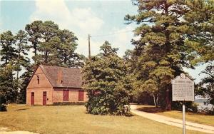 Salisbury Maryland~Old Green Hill Church~Now St Bartholamews Episcopal~1950s