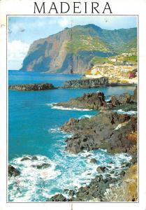Portugal Camara de Lobos-Madeira Cabo Girao (highest sea cliff)