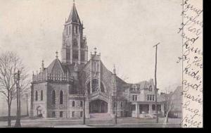 Pennsylvania Williamsport Pine Street M E Church 1909