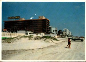 Florida Daytona Beach Days Inn On The Ocean 1989