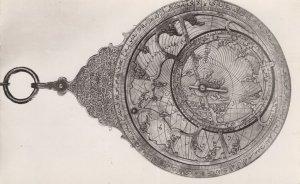 Tunis Le Musee du Bardo Alaoui Astrolabe 14th Century Postcard