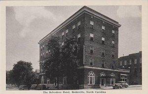 North Carolina Reidsville The Belvedere Hotel