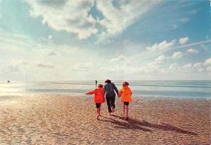 Wattenlaufen Strand, Beach Promenade Plage
