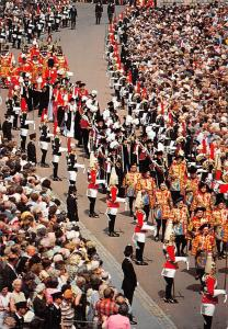 Windsor Castle Garter Procession