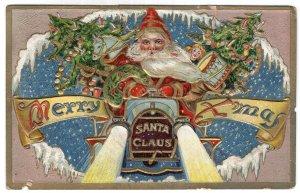 Merry Xmas - Santa Claus