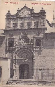 Hospital De Santa Cruz, Toledo, Spain, 1900-1910s