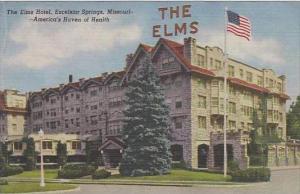 Missouri Excelsior Springs The Elms Hotel