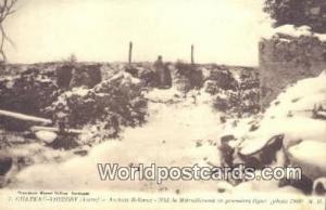 Chateau-Thierry, France, Carte, Postcard Au Bois Bellaux  Au Bois Bellaux