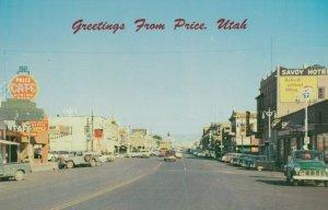 PRICE , Utah , 1950-60s ; Main Street
