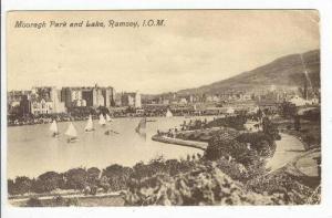 Mooragh Park & Lake, Ramsey, I.O.M., 00-10s