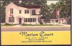 FL Lake City Marion Court