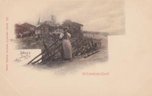 Schweizer-Dorf , Switzerland , 1890s