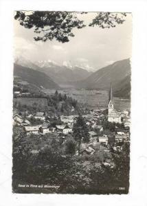 RP  Imst in Tirol mit Mieminger, Austria, pU-1959