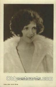 Constance Talmadge Actor, Actress, Movie Star, Postcard Post Card Actor Actre...