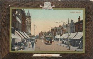 SOUTHPORT , UK , 00-10s ; Chapel Street