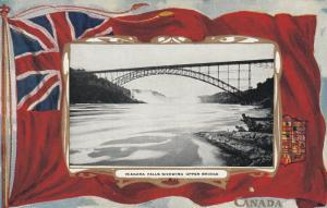 NIAGARA FALLS , Ontario , 1901-07 ; Upper Bridge