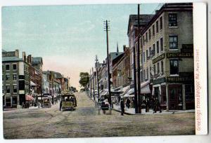 Main St, Bangor ME