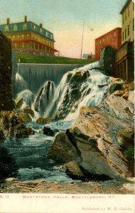 VT - Brattleboro. Whetstone Brook Falls