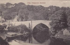 Brig o' Balgownie, Aberdeen, Scotland, United Kingdom, 00-10s