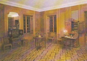 Russia Petroverts Great Palace The Study Of Peter The Great