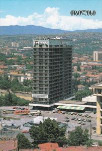 Iveria Hotel, Tbilisi, Georgia, 1989