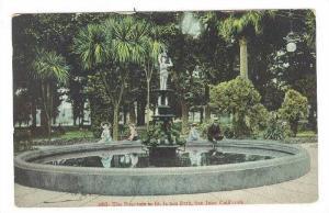 The Fountain in St.James Park,San Jose,California,00-10s