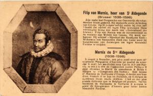 CPA politique MARNIX DE Ste ALDEGONDE (302859)