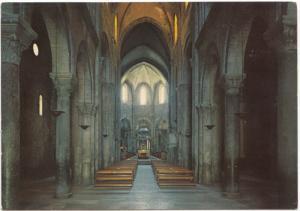 BARLETTA, Interno del Duomo, Interior of the Cathedral, unused Postcard