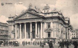 La Bourse,Brussels,Belgium BIN