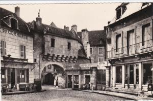 RP: SEMUR-en-AUXOIS , France , 1930-50s ; La Porte Guillet