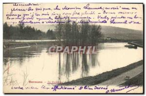 Old Postcard Dormans Island Madeleine