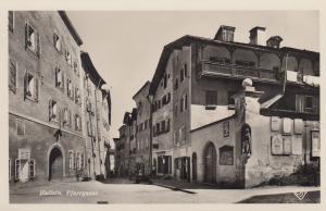 RP, Pfarrgasse, Hallein (Salzburg), Austria, 1920-1940s