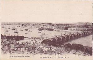 France Bordeaux La Rade