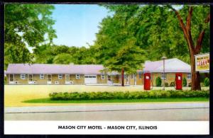 Mason City Motel,Mason City,IL