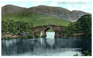 1258  Ireland  Killarney  1920  Brickeen Bridge