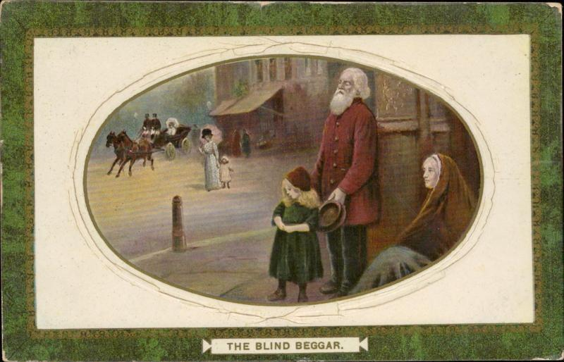 The Blind Beggar Philco Publishing UK