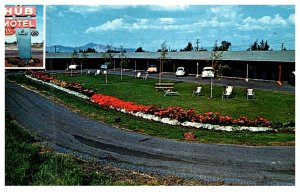 Oregon Redmond , Hub Motel