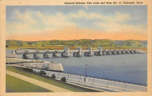 General Zebulon Pike Lock and Dam Dubuque, Iowa