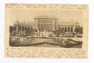 Wien - Cursalon im Stadtpark, Austria, PU-1899
